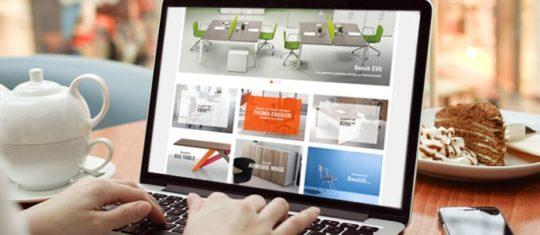 Mobilier de bureau en ligne